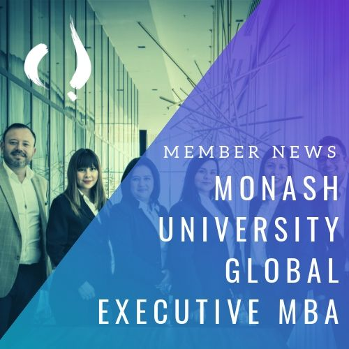 Member News Monash MBA
